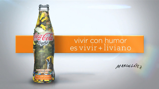Vivir + Liviano | Coca Cola Light